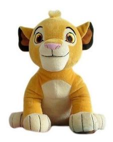Simba Do Rei Leão Pelúcia Disney
