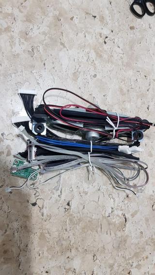 Cj. Flat Cable Tv Sti 40 Le4052(a) Todos Flats, Cable