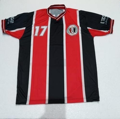 Camiseta Club Alianza De Campo Largo -tricolor, No Chacarita