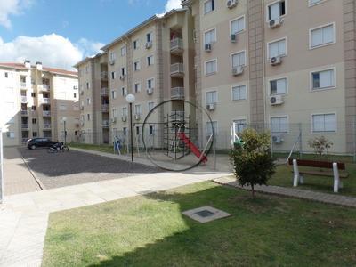 Apartamento Com 02 Dormitório(s) Localizado(a) No Bairro Pinheiro Em São Leopoldo / São Leopoldo - 3867