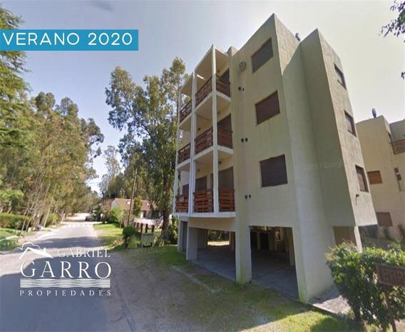 Departamento De 3 Ambientes Excelente Ubicación En Pinamar