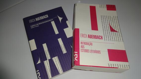 Kit Erich Auerbach (cosac Naify)