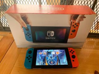 Nintendo Switch Standard Para Descargar Juegos Gratis