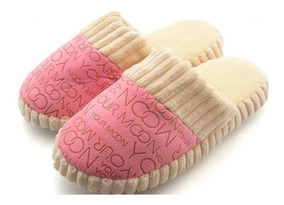 Pantuflas Zapatos Suaves Y Calientitas Pijama Unisex