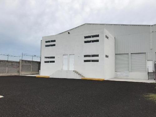 En Renta Bodega Industrial