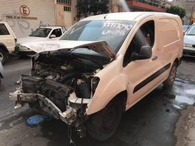 Peugeot Partner Hdi Diesel 2016 Para Reparar