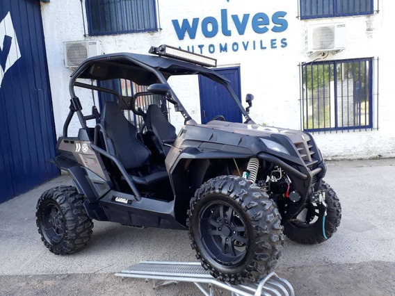 Utv Gamma Z-force 625 Ex