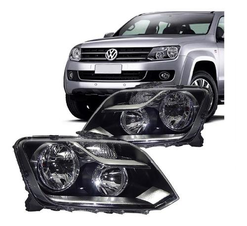 Semioptica Derecha Volkswagen Amarok 2011/14