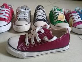 320dec012 Zapatos Converse De Niños. Bs. 15.000