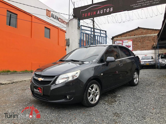 Chevrolet Sail Ltz Mt 1.4 2016