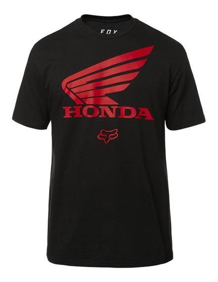 Playera Fox Honda Ss
