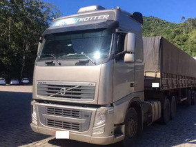 Caminhão Conjunto Volvo Fh540 Globetrotter I-shift 6x2 2015