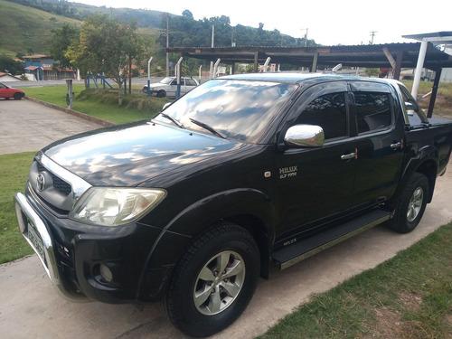 Toyota Hilux 2009 2.7 Vvt-i Sr Cab. Dupla 4x2 4p