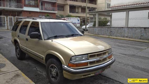 Chevrolet Blazer Sport Wagon 4x4 Automatica