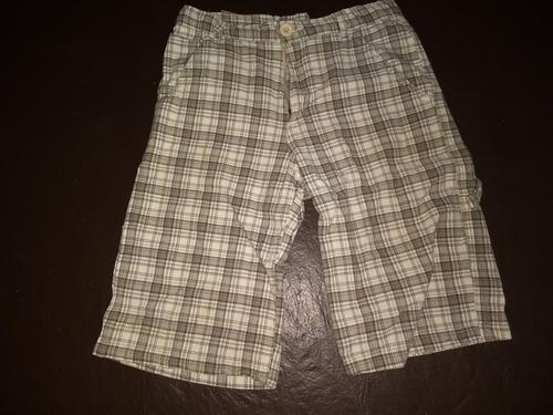 Pantalon Bermuda Cheeky Talle 10 Excelente