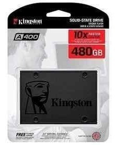 Hd Ssd 480gb Notebook Seagate Kingston Sa400s37