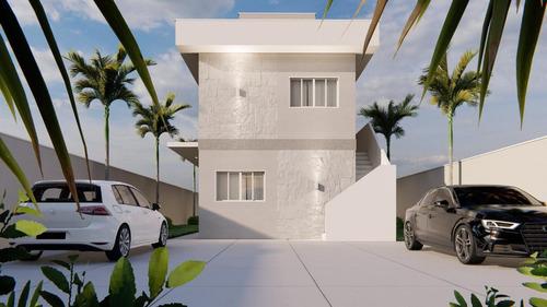 Imagem 1 de 14 de Casa No Cibratel 2 Lado Praia Em Itanhaém - Ca362-f