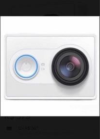 Câmera De Ação Xiaomi Mi Yi + Caixa Estanque
