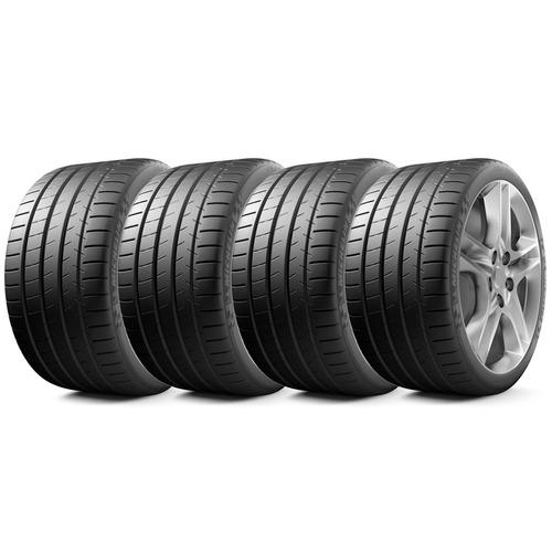 Kit 4 Neumáticos Michelin 285/35zr21 105y Pilot Super Sport