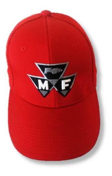 Cachuchas Roja Marca Massey Ferguson 740-17n