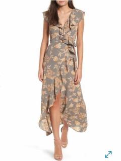 Oferta!vestido Marca Leith De Nordstrom Color Gris Talla M