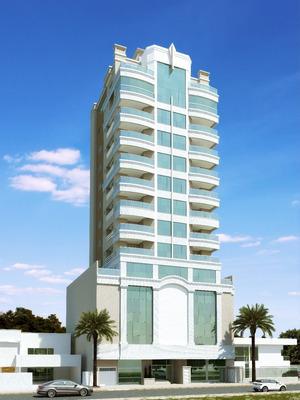 Apartamento Em Meia Praia Rua 244 - Itapema - 3 Suítes