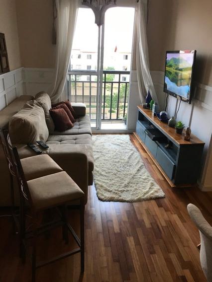 Apartamento Pronto Para Morar Com 3 Quartos Em Santo André