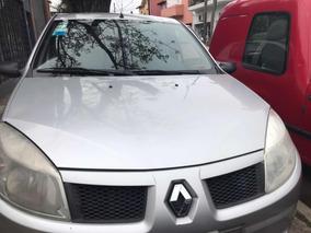 Renault Sandero 1.5 Dci 2009 Anticipo 90000 Y Cuotas Permuto