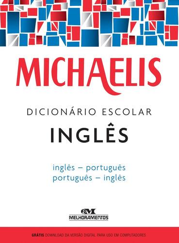 Imagem 1 de 1 de Michaelis Dicionário Escolar Inglês