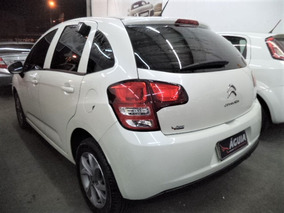Citroen C3 Attraction 1.5 Flex 2015 Completo + Airbags + Abs
