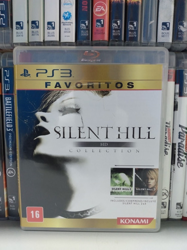 Silent Hill Hd Collection Ps3   Parcelamento Sem Juros