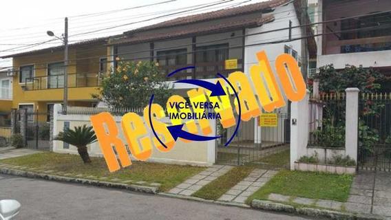 Casa Duplex À Venda No Condomínio Vale Das Acácias - Vila Valqueire! - 1296