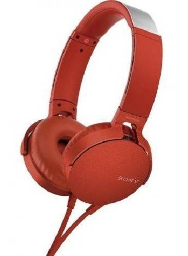 Fone De Ouvido Sony Mdr-xb550ap Extra Bass | Vitrine