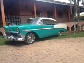 Raridade Maravilhoso Belair 1956 Duas Portas