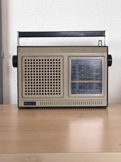 Rádio Motoradio 6 Faixas Funcionando .