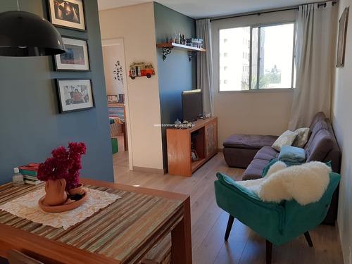 Apartamento A Venda, No Condomínio Jandaia, Ponte São João Em Jundiaí. - Ap00693 - 69275895