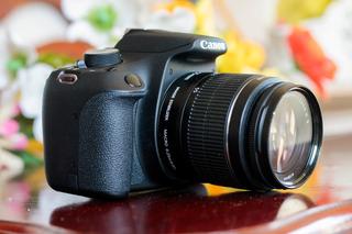 Camara Profesional Canon 1200d T5