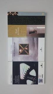 Livros José J. Veiga (2) Pedro Lyra (1)