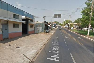 Galpão Para Alugar, 450 M² Por R$ 9.000/mês - Jardim Anhangüera - Ribeirão Preto/sp - Ga0042