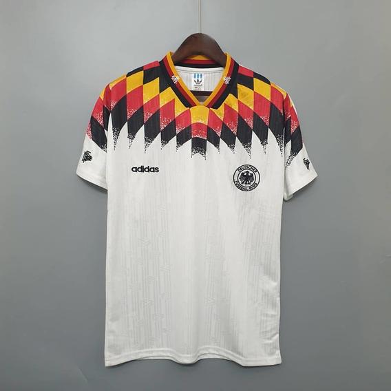 Camisa Retro Alemanha 1994 Original