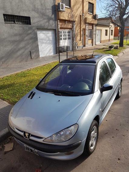 Peugeot 206 2004 1.6 Xt Ab Tc