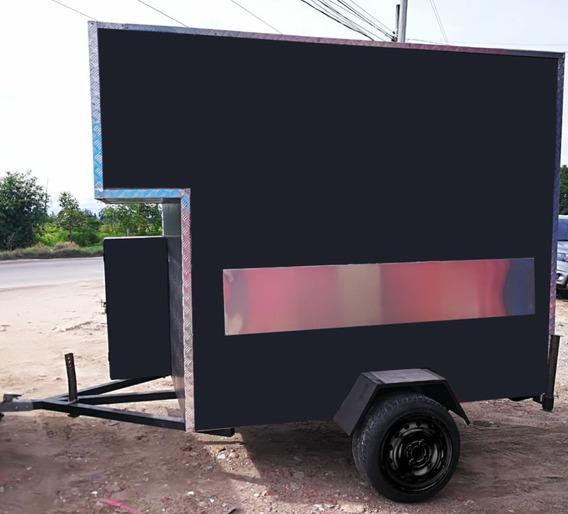 Food Truck - Remolque Para Comidas Rápidas