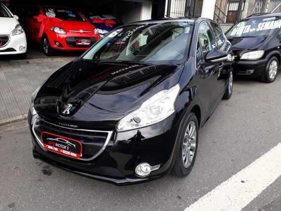 Peugeot 208 Griffe Aut Financiamos Com Ou S/ Entrada