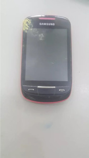 Celular Samsung S 3850 Para Retirar Peças Os 001