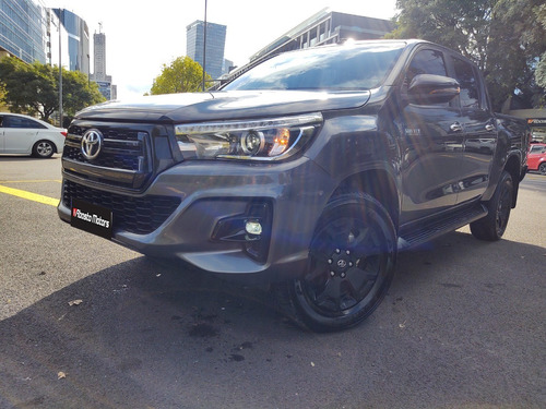 Toyota Hilux 2020 Srx 4x4 Srv  Abasto Motors