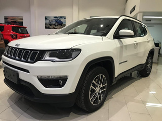 Nueva Jeep Compass Sport At6 Fwd