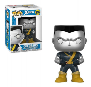 Funko Pop Colossus 316 X-men Figura Dc Original Educando