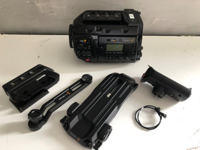 Blackmagic Ursa Mini Pro 4.6k Com Acessórios