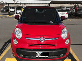Fiat 500l. City Break Y Techo Panorámico. Popstar 1.4l Full