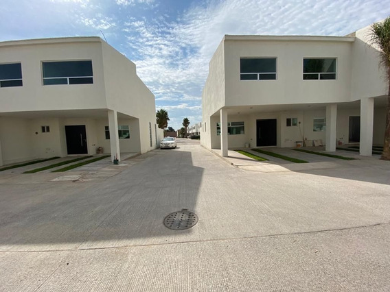 Ultimas Casas En Venta Residencial San Fernanda Apta Para Cualquier Crédito.
